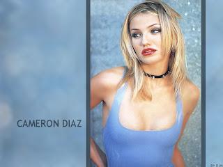 Cameron Diaz Sexy Hot Wallpaper