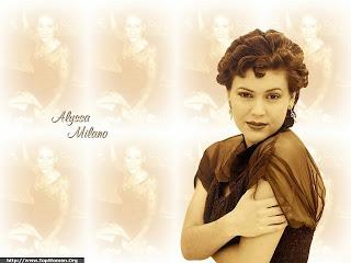 Sexy Alyssa Milano