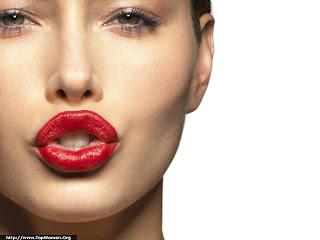 Jessica Biel Sexy Lips