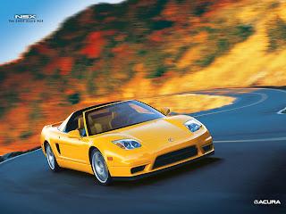 Acura NSX Supercar 2004 Wallpaper