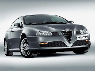 Alfa Romeo GT Coupe 2004 Car Wallpaper