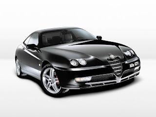 Alfa Romeo GTV Car Wallpaper