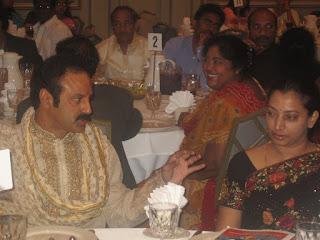 Nandhamuri Balakrishna with wife Vasundhara