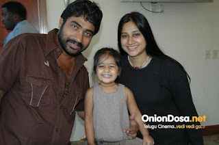 Director YVS Chowdhary Family Pic