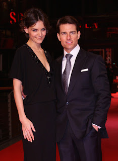 Sexy Pair - Katie Holmes, Tom Cruise