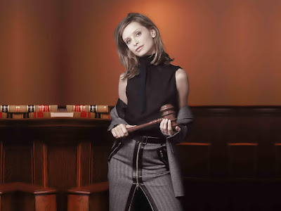 Calista Flockhart Desktop Wallpaper