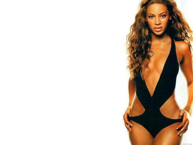 Beyonce Knowles Bikini Pics