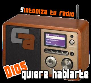 Sintoniza tu radio...Cristoadicto