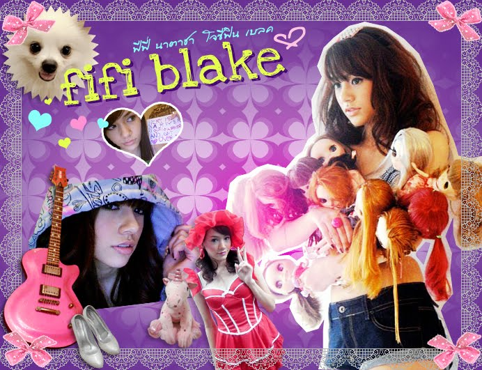 fifi blake loves you! :)