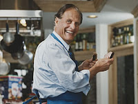Photo of the infomercial king Ron Popeil