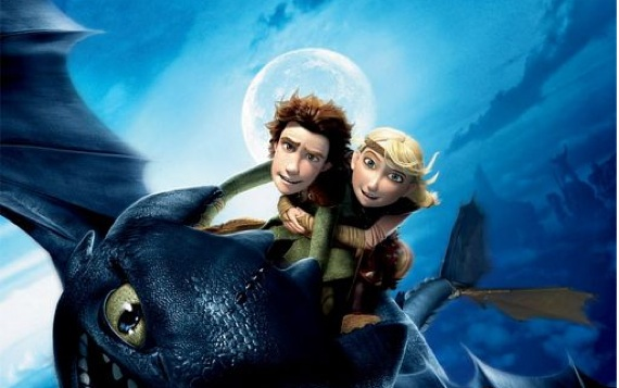 rating on how to train your dragon