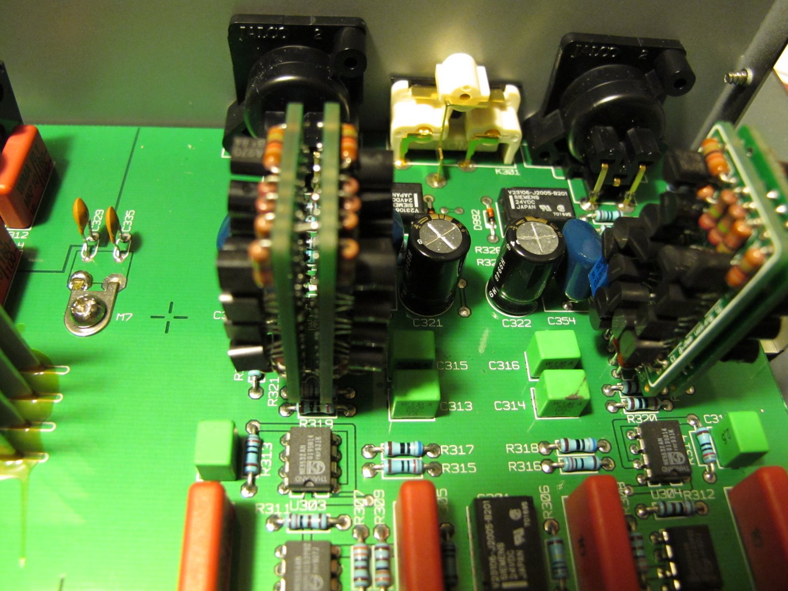 Burson Hd Audio Opamp In Rotel Rcd991 Cd Player Op Amp Circuit