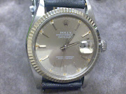 Rolex Stainless steel Oyster Perpetual chronometer