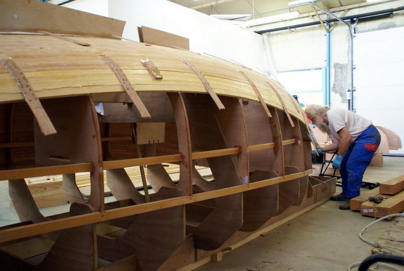 Amateur boatbuilding suppliers uk