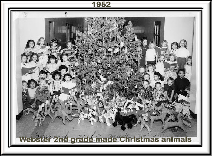 WEBSTER 2nd grade CHRISTMAS