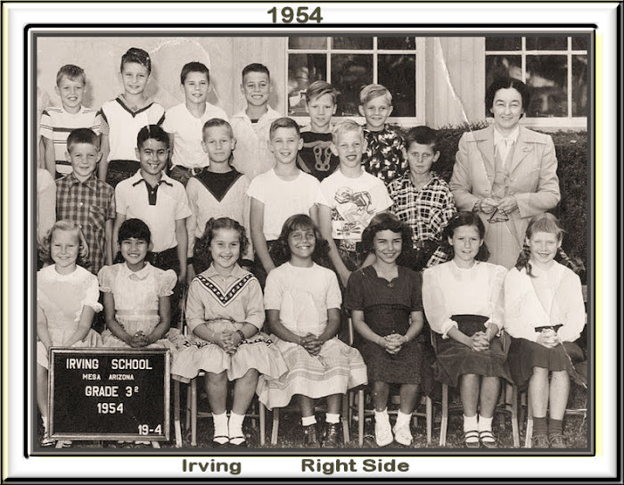 IRVING 3rd 1954 Right Side