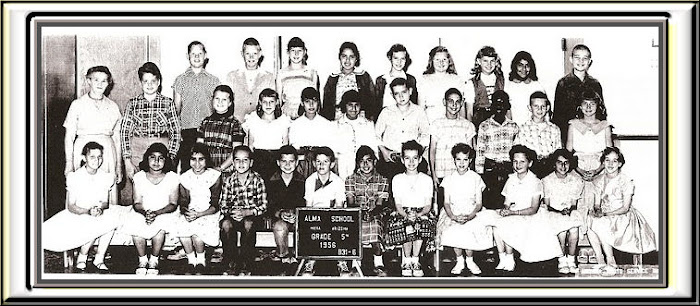 ALMA 5th grade group 1956