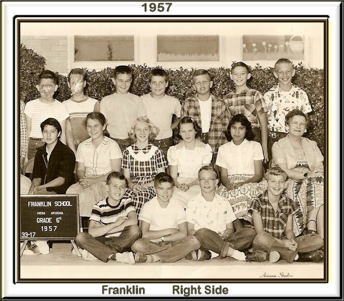 Franklin 6th  1957 Right Side