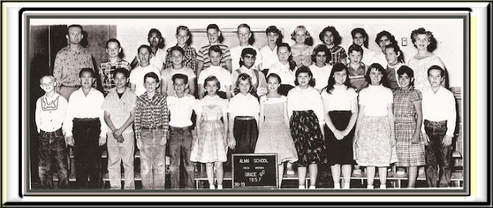 ALMA 6th grade group 1957