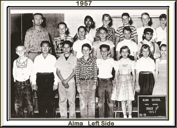 ALMA 6th 1957 Left Side