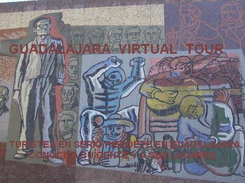 Guadalajara Virtual Tour