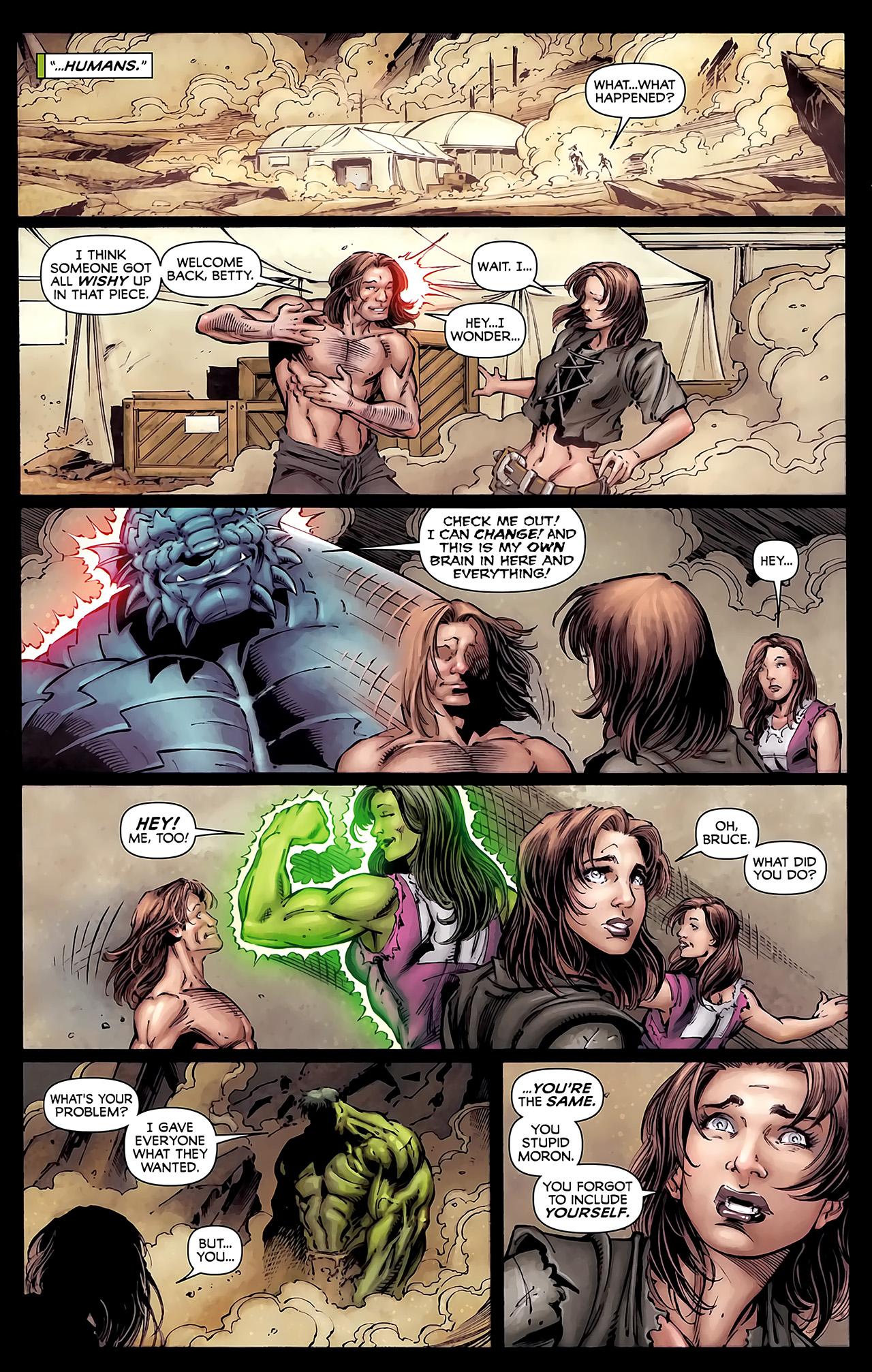 Incredible Hulks (2010) #635 #26 - English 21
