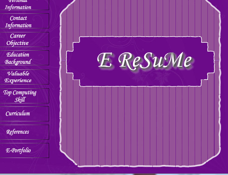 E Resume Examples Marketing Cv Example Marketing Cv Examples And