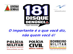 DISQUE DENÚNCIA - 181
