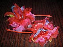 Los colores vivos también pueden formar parte del otoño e invierno !