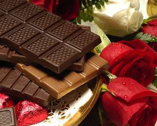 chocolate wallpaper, chocolate scraps, chocolate day messages