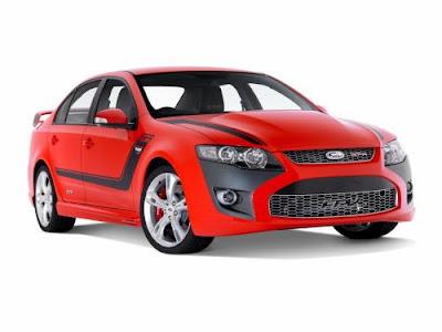 2011 FPV GT