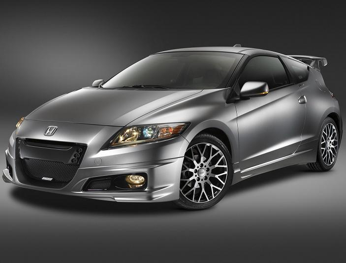 honda crz mugen. The 2011 Honda CR-Z MUGEN car