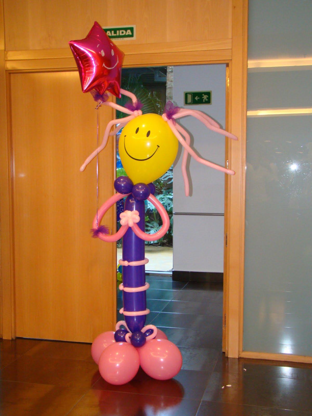 Curso onart de decoraci n con globos qualatex 2010 - Curso decoracion con globos ...