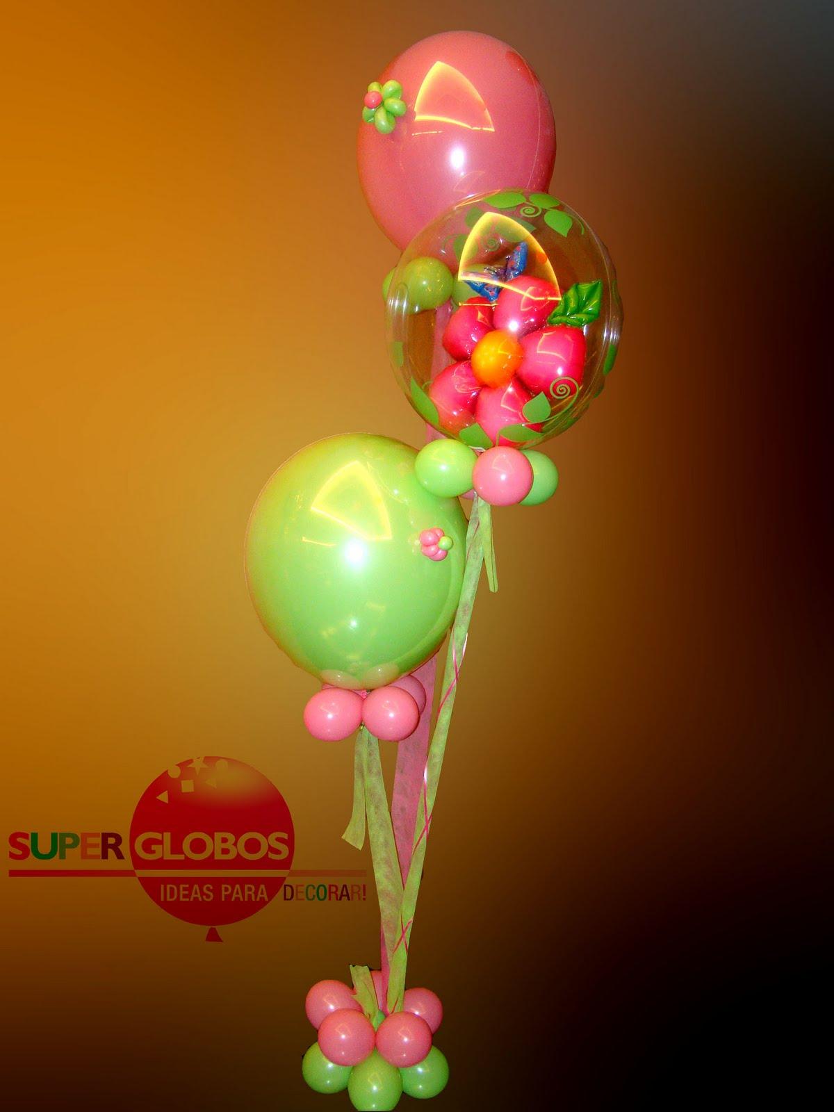 En decoraciones para Centros de Mesa hacemos Bouquets especiales