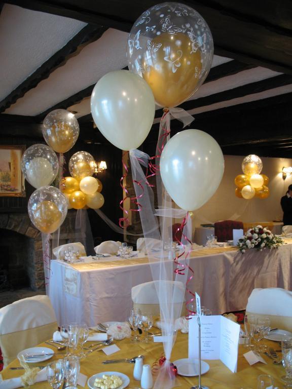 Decoraci n con globos decoraci n con globos para eventos for Decoracion con globos 50 anos