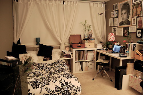 Happy girls are the prettiest zimmer inspiration for Bedroom decor inspiration tumblr