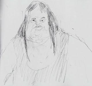 Tony Neto Sketchbook Sketch+1