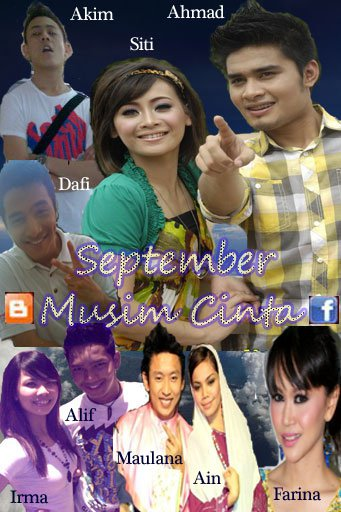 September Musim Cinta