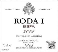 Crónica cata histórica Roda I