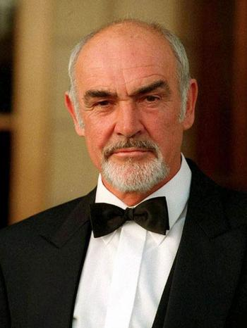 Sean Connery 2010