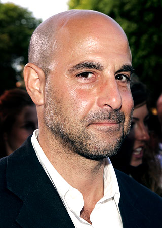 from Carson is stanley tucci gay