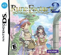 Rune Factory 2: A Fantasy Harvest Moon (U)   DS Roms