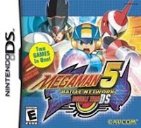 MegaMan Battle Network 5: Double Team DS (U) | DS Roms