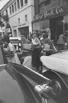 ... the College Book Co. offered free limousine service to UCLA