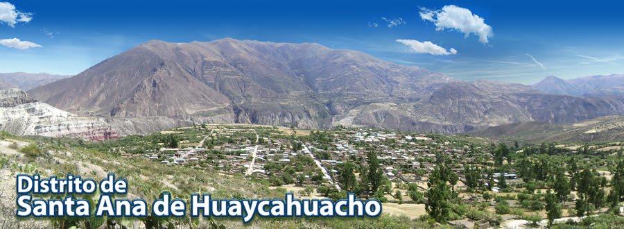 Santa Ana de Huaycahuacho - Peru