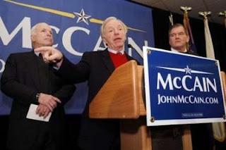 Lieberman endorses McCain