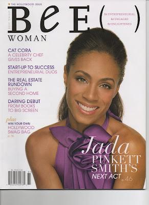 Balance rolling magazine # 7 Jada+on+Bee+Magazine