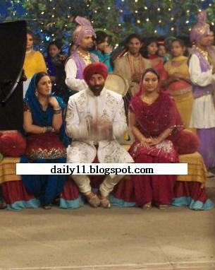 Sunny Deol Wedding http://daily11.blogspot.com/2010/05/making-of-yamla-pagla-deewana.html