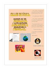 Afiche Publicitario del Taller