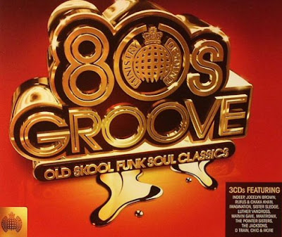 VA - 80s Groove - 3 CD - 2010 |Movies - Songs - Software